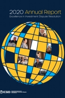ICSID Annual Report Cover